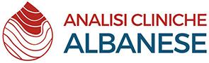 Analisi Cliniche Albanese Logo